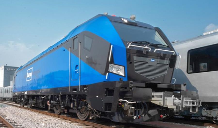 Węgry: Chińska lokomotywa z CRRC zaczęła testy w Europie