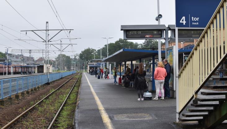 Bielsko-Biała straciło na nowym rozkładzie jazdy