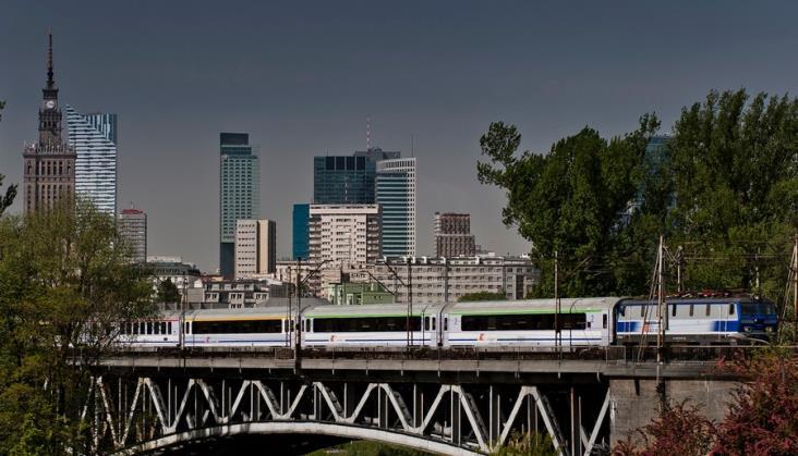Wielkie zmiany w stolicy i nie tylko. Jak od marca pojadą pociągi PKP Intercity?
