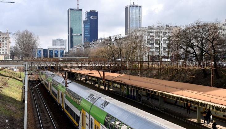 Po linii Warszawa – Radom Koleje Mazowieckie pojadą nawet co 30 minut