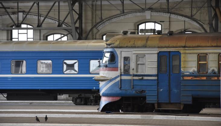 Koleje Ukraińskie startują z podmiejskimi projektami kolejowymi City Express