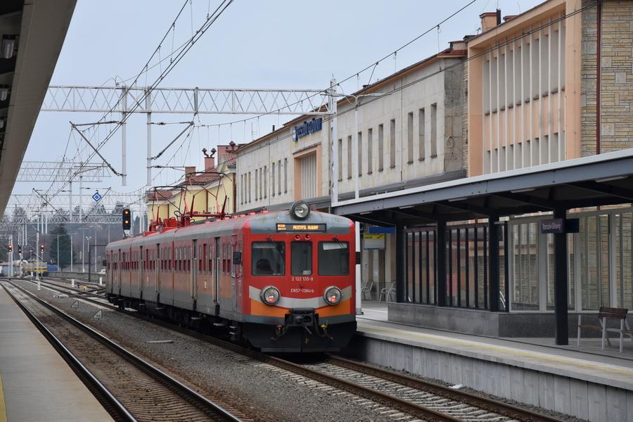 UTK sprawdził frekwencję w pociągach i ilość przewiezionych towarów w styczniu 2021
