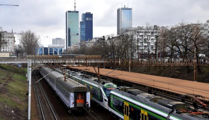 Bilety Intercity nie będą honorowane w pociągach SKM na linii średnicowej w Warszawie