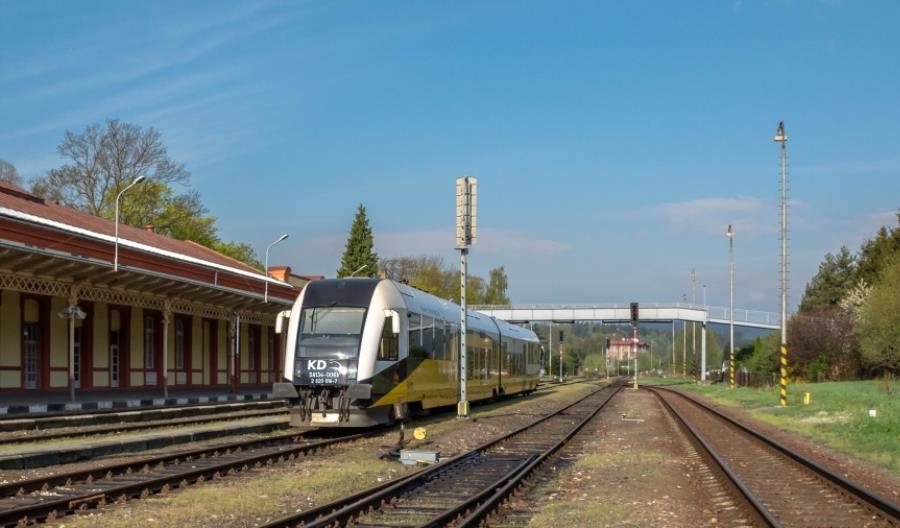 Koleje Dolnośląskie wstrzymują sezonowe pociągi do Czech. Winny koronawirus
