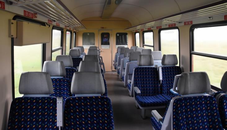 Graficzna rezerwacja miejsc w bieszczadzkich pociągach TLK. Będą jeszcze inne zmiany