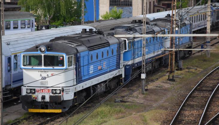 166 przypadków komunikacji zastępczej w zamian za pociągi PKP IC w trakcji spalinowej