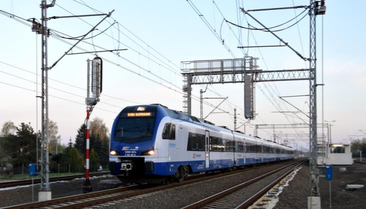 Nawet 16 par pociągów IC do Radomia w 2028 roku
