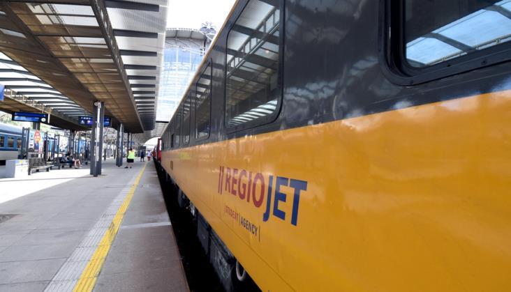 RegioJet chce uruchomić pociąg z Warszawy w austriackie Alpy