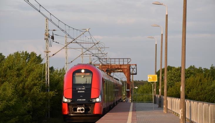 SKM Warszawa uruchamia weekendowe kursy nad Zalew Zegrzyński