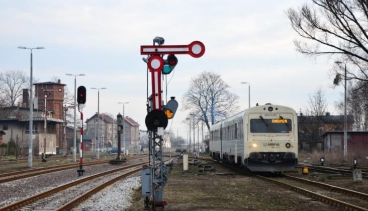Na linii 209 z Bydgoszczy do Chełmży rewolucji nie będzie