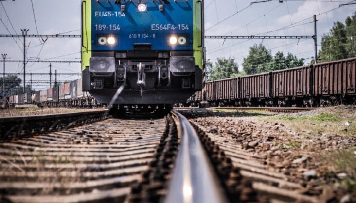 Pociągi towarowe w pierwszym kwartale 2021. Czego wożono najwięcej?
