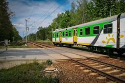PKP PLK o przyczynach opóźnień na linii radomskiej [uzupełnienie]