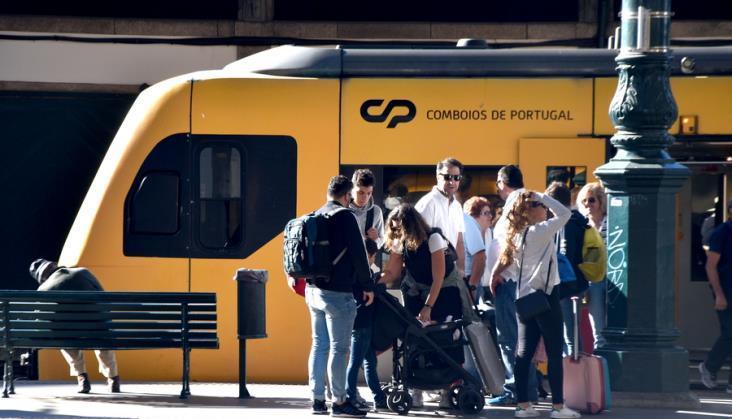 Strajkują portugalscy kolejarze