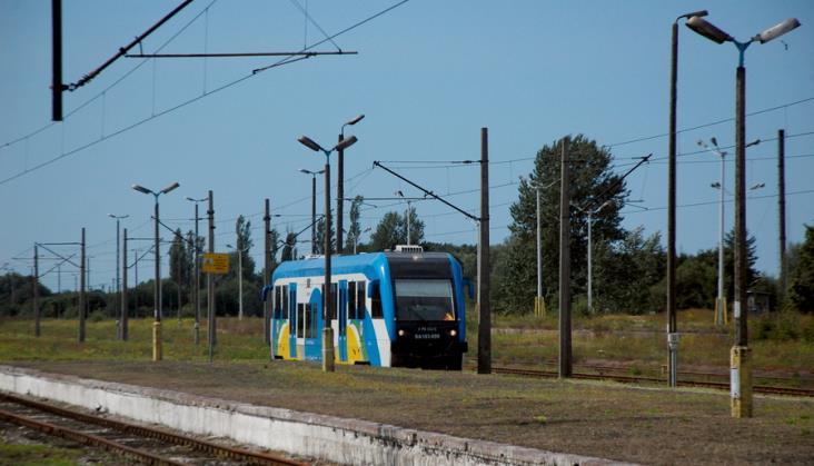 Z pociągów z Darłowa do Sławna chcą korzystać pasażerowie