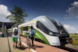 Koleje Mazowieckie i Ecco Rail w Programie Zielona Kolej [WIDEO]