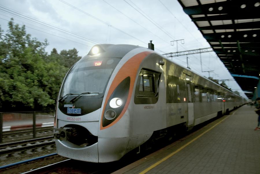 Pociągi na Ukrainę ruszą 10 października [aktualizacja]