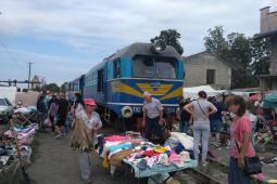 Stopniowa likwidacja ukraińskich wąskotorówek