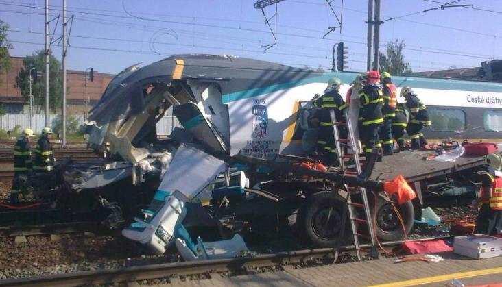 Kierowca skazany na 8,5 roku więzienia za katastrofę Pendolino w Czechach