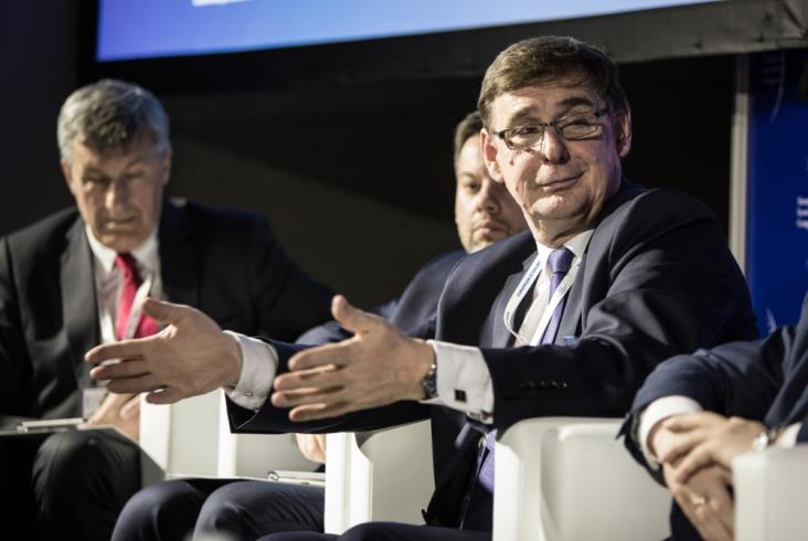 Grupa PKP aktywna w rozmowach o gospodarce
