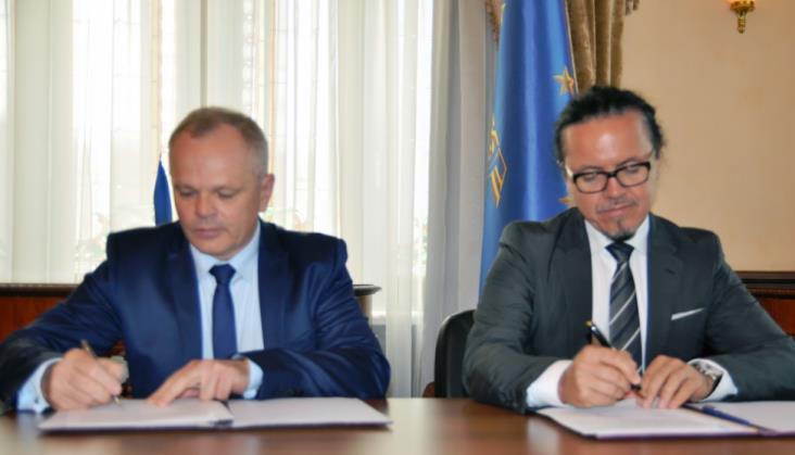 Newag z memorandum dotyczącym modernizacji ukraińskiego taboru