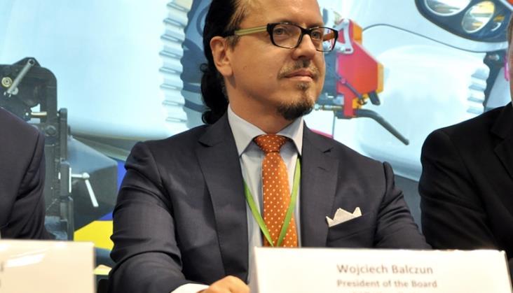 Wojciech Balczun: Potencjał Ukraińskich Kolei jest ogromny