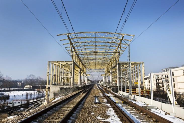 Estakady w Krakowie prawie gotowe [zdjęcia]