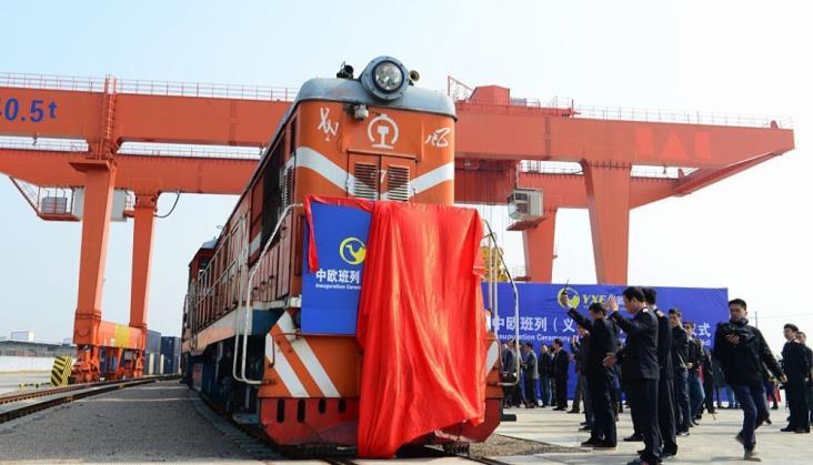 Bezpośrednim pociągiem z Londynu do Chin w 18 dni