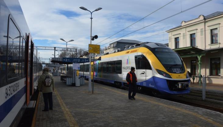 Sądecczyzna: Więcej pociągów nie oznacza poprawy