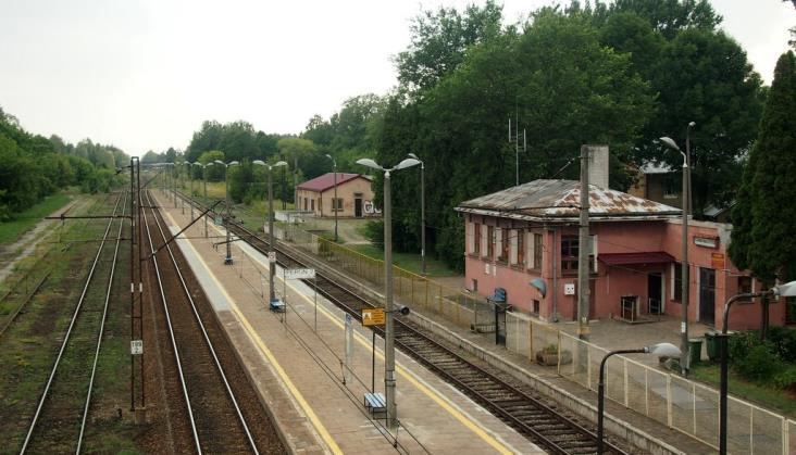 Dworzec w Czarnej Białostockiej do remontu