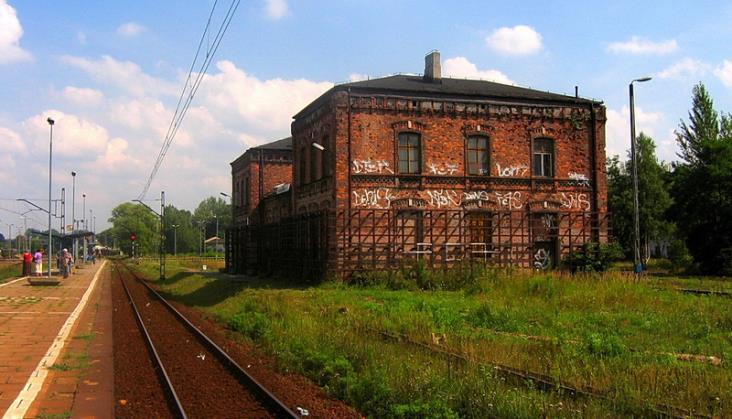 Dworzec w Dąbrowie będzie stacją aglomeracyjną
