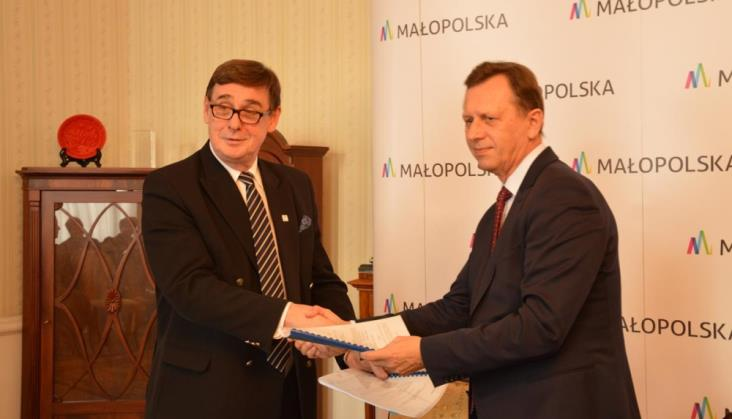 """Jest porozumienie Małopolski i PR. """"Było ryzyko zawirowań"""""""