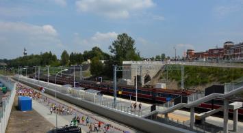 Zobacz nowy przystanek Kraków Sanktuarium (zdjęcia)