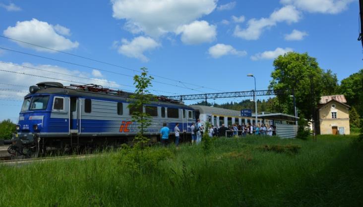 Pociągi dalekobieżne powróciły do Żywca i Zwardonia
