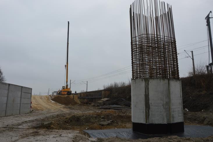 Ruszył kolejny etap budowy łącznicy Kraków Zabłocie – Kraków Krzemionki