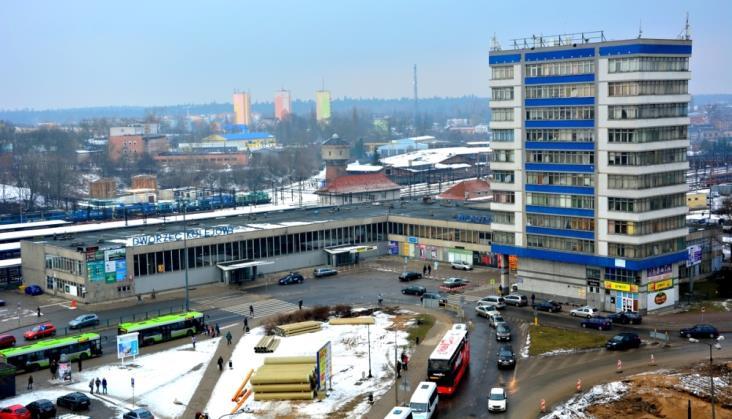 Przewozy Regionalne chcą sprzedać olsztyński wieżowiec