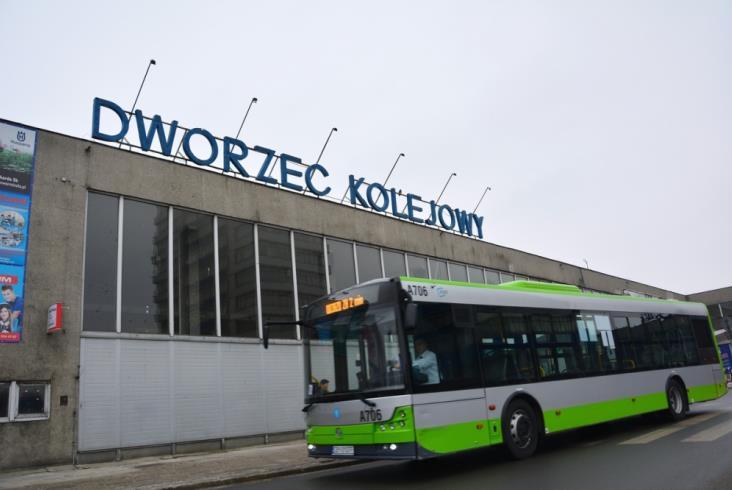 Olsztyńskie konsultacje w sprawie dworca głównego