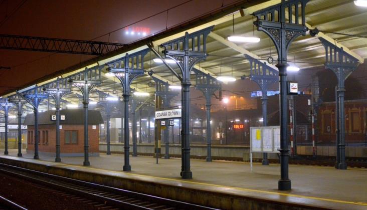 Trzy oferty na remont stacji Gdańsk Główny