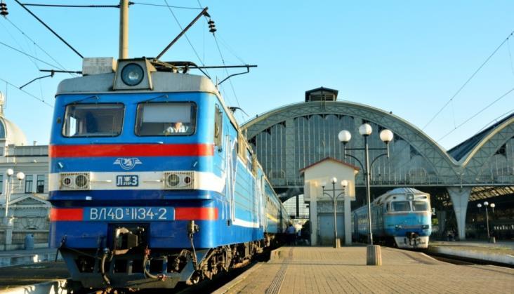 Koleje Ukraińskie wyrzucają radzieckie koce