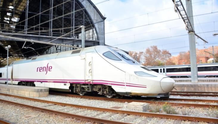 Hiszpańskie koleje z rekordową liczbą pasażerów w 2016 r.