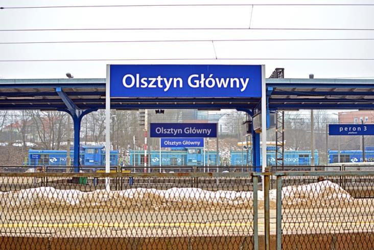 O krok bliżej do kolei miejskiej w Olsztynie