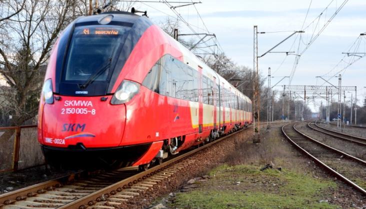 Newag wykona P4 Impulsów dla SKM Warszawa