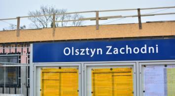 Olsztyn: Dworzec zachodni gotowy na przełomie marca i kwietnia