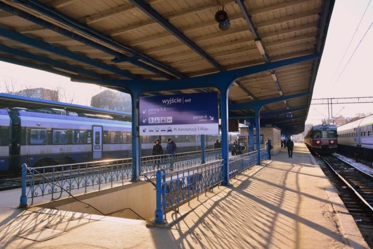 Olsztyn: Plany PKP PLK z perspektywą powstania kolei aglomeracyjnej