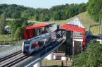 Ponad ćwierć miliona pasażerów na linii PKM w marcu