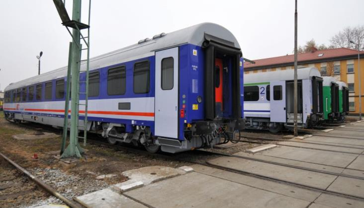 Newag zmodernizuje wagony PKP Intercity