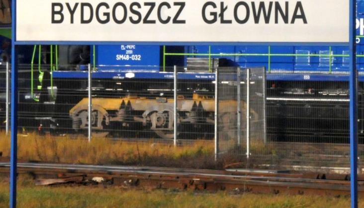 Intercity zmodernizuje stację Bydgoszcz