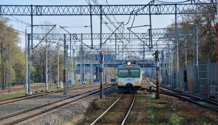 Podwojenie przepustowości linii nr 447 do Grodziska Mazowieckiego