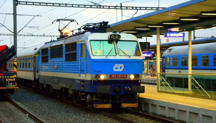 Nowy pociąg z Pragi do Krakowa