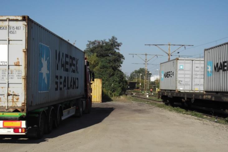 Łódź Chojny: Przeładunki uciążliwe dla mieszkańców