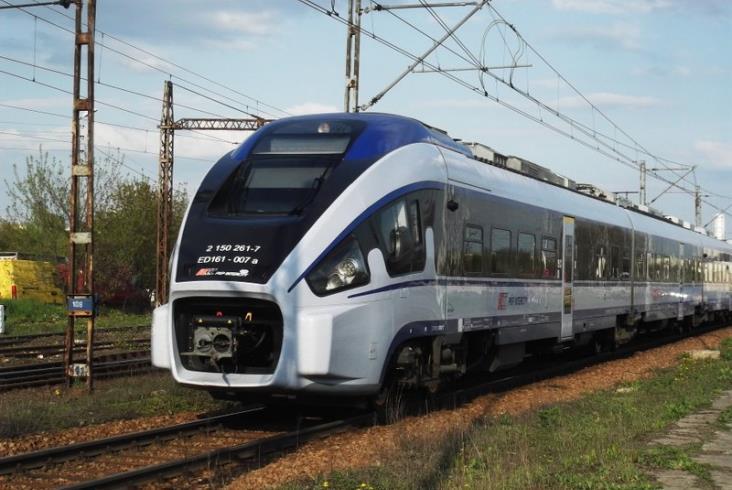 Starcie Pesy i Alstomu w Łodzi